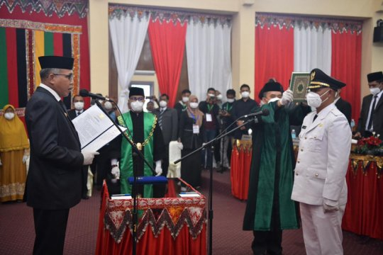 Gubernur minta Wabup Bener Meriah tetap harmonis dengan Bupati
