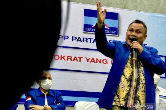 Sidang perdana gugatan Jhoni Allen ke AHY digelar di PN Jakpus