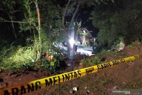 Polisi belum tetapkan tersangka kasus kecelakaan bus di Sumedang