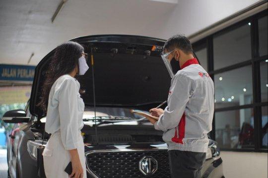 MG tambah layanan gratis servis hingga 100.000 km