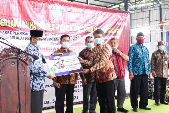 Daihatsu jalin kerja sama dengan SMK di Jawa dan Bali