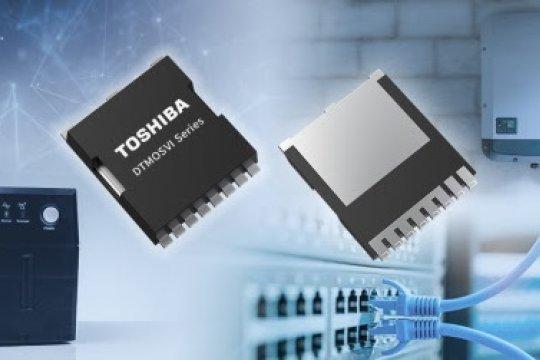 Toshiba perkenalkan MOSFET yang tingkatkan efisiensi peralatan arus tinggi