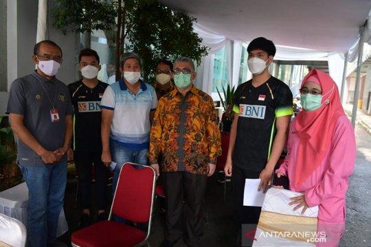 Kemenpora fasilitasi vaksin tahap kedua bagi atlet di RSON Cibubur