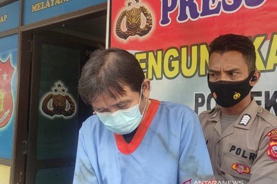 Polisi tangkap mantan akuntan gelapkan Rp2,7 miliar pajak perusahaan