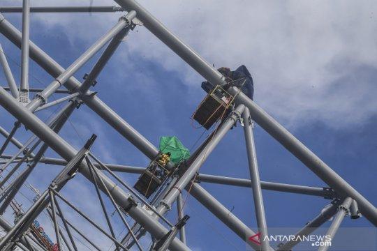 Pemkot Jakut fasilitasi Jakpro terapkan program permukiman kembali JIS