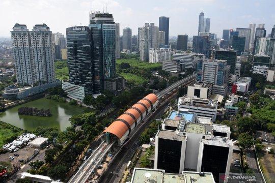 Menhub berharap LRT Jakarta memberi layanan terbaik kepada masyarakat