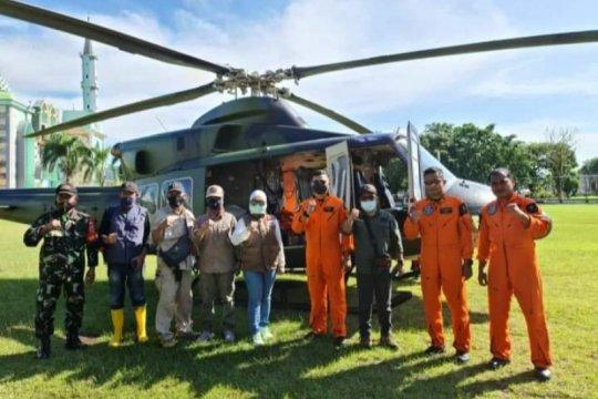 Setelah gempa, Desa Kopeang dan Bela Mamuju terisolasi akibat longsor