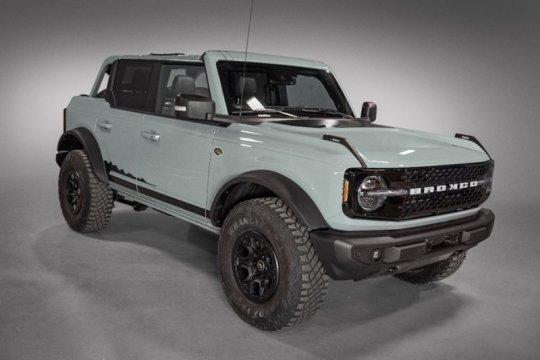 Kenapa Ford Bronco mudah dimodifikasi?