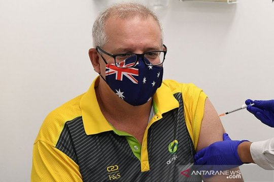 Australia kekurangan 3 juta dosis vaksin COVID-19 AstraZeneca