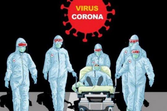 Kasus kematian akibat COVID-19 di Sumut mencapai 873 orang