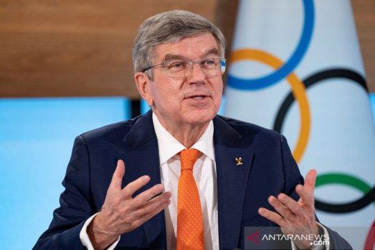 Presiden IOC mungkin sulit kunjungi Jepang karena darurat diperpanjang