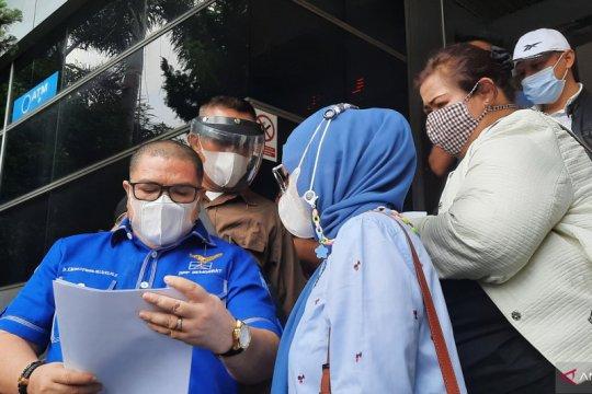 Demokrat versi KLB laporkan Andi Mallarangeng ke Polda Metro