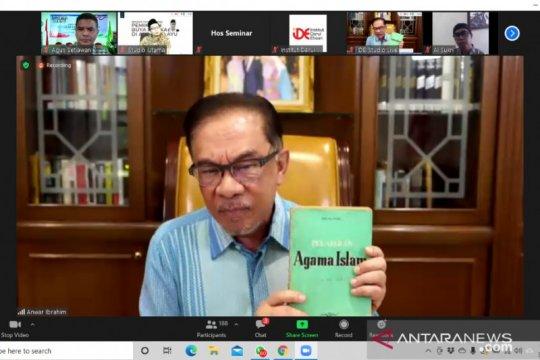 Anwar Ibrahim minta pemahaman karya Buya Hamka dikumandangkan kembali