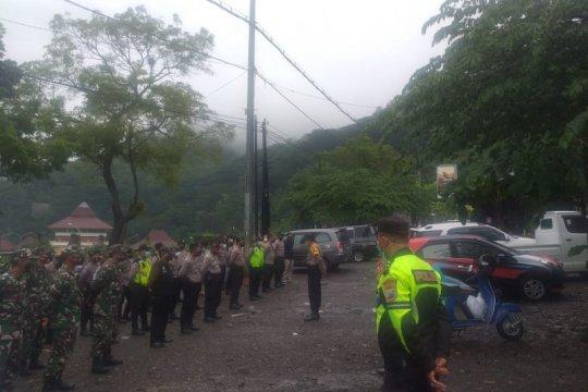 Polisi perketat pengamanan perbatasan Trenggalek-Ponorogo