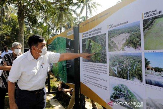 Menko Luhut ungkap masalah utama Candi Borobudur, ini tujuannya