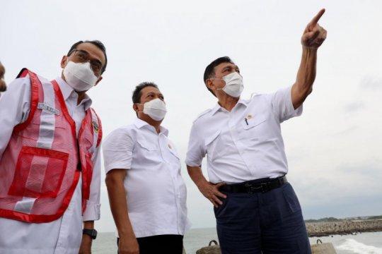Luhut minta penyelesaian Pelabuhan Adikarto terintegrasi Bandara YIA