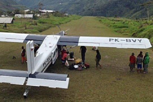 Kapolres Puncak: Tidak ada penyanderaan pesawat milik Susi Air