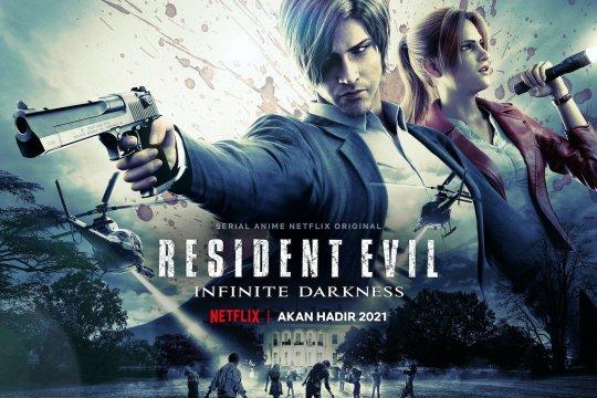 "Sinopsis serial animasi ""Resident Evil: Infinite Darkness"""