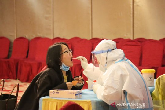41 hari tanpa kasus COVID-19, Beijing hapus aturan tes usap