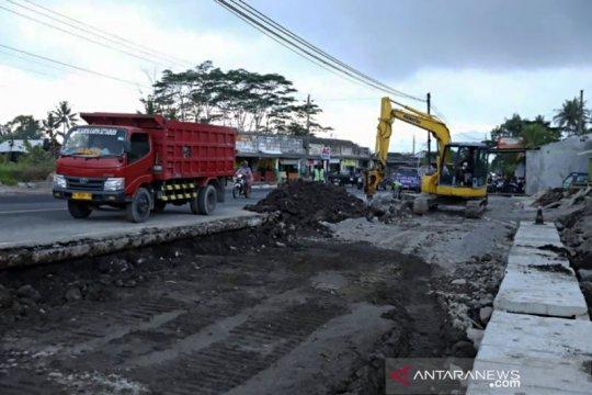 Pemerintah targetkan penataan akses ke Candi Borobudur rampung 2021