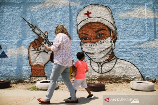 Brazil beli 100 juta lebih dosis vaksin COVID-19 Pfizer