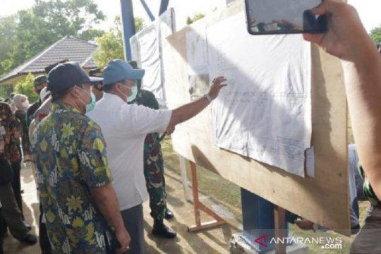 Gubernur Babel minta aparat tindak tambang ilegal di Bendungan Pice