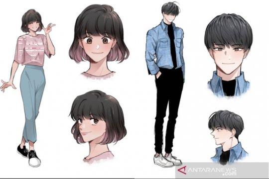 "Kisah persahabatan Indonesia-Korea dalam webtoon ""K-Chingu"""