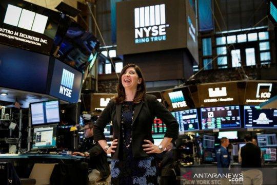 Wall Street ditutup beragam, S&P 500 dan Nasdaq terangkat teknologi