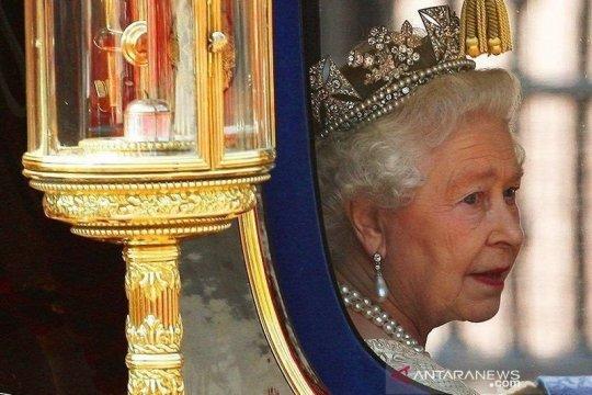 Ratu Elizabeth peringati hari ulang tahun ke-95  usai pemakaman Philip