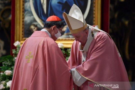 Vatikan sebut gereja tidak bisa berkati penyatuan sesama jenis