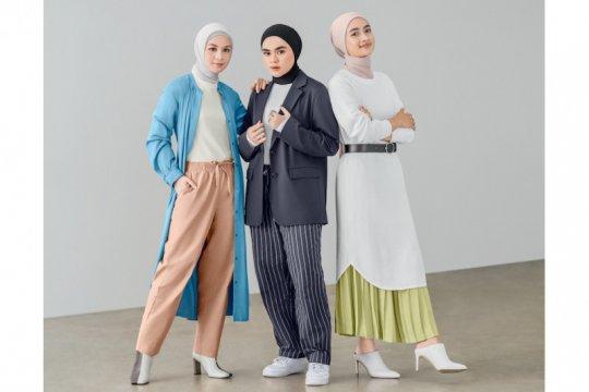 """Ayudia C, Sivia Azizah, dan Tantri Namirah rilis panduan gaya """"modest"""""""
