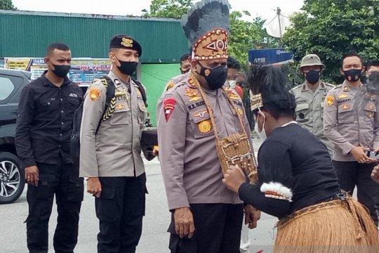 Kapolda: Brimob Nusantara harus pahami budaya orang Papua