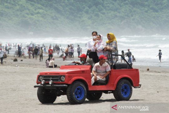 Pemkab: Objek wisata Bantul siap siaga terapkan protokol kesehatan
