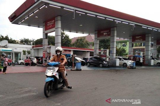 Pertamina jamin ketersediaan BBM selama Lebaran di Jateng- Yogyakarta