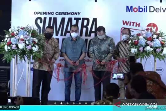 Sumatera Roadshow 2021 digelar, gairahkan industri bus