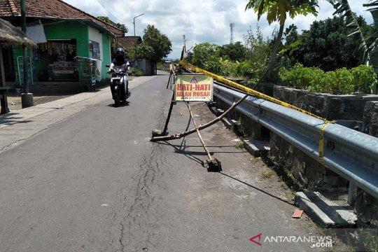 Pemkot Mataram usulkan perbaikan jalan rawan longsor di Dasan Sari