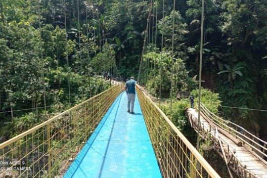 Kementerian PUPR minta Komisi V DPR dukung program jembatan gantung