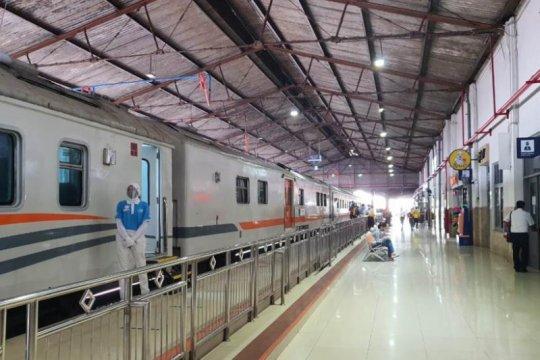 Stasiun Madiun layani 6.910 penumpang KA jarak jauh