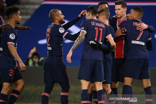 Dibungkam Nantes  1-2, PSG buang kesempatan puncaki klasemen