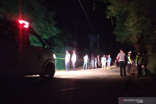 Polisi: Rem blong diduga penyebab kecelakaan maut bus di Sumedang