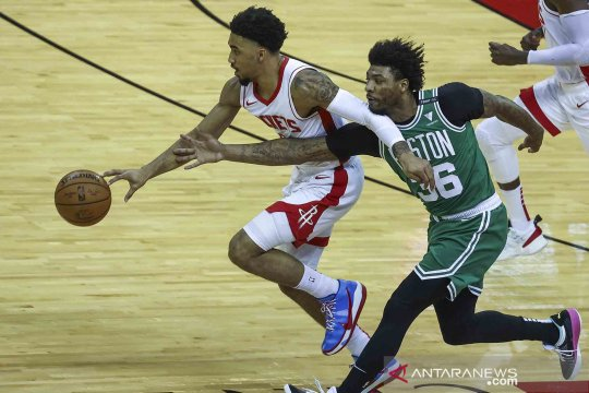 NBA: Celtics jegal Rockets 134-107