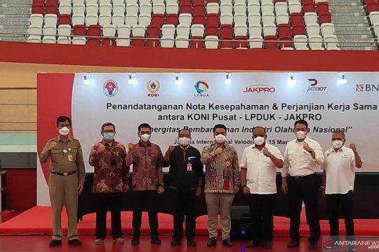 DKI Jakarta optimalkan pemakaian sarana olahraga