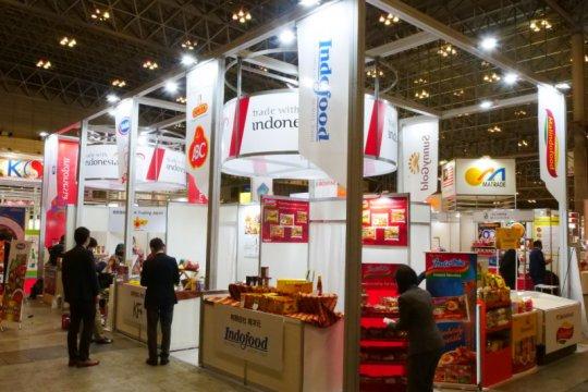 Produk makanan dan minuman RI raup 12 juta dolar AS di pameran Jepang
