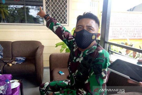 Ratusan prajurit TNI di Mimika sudah divaksinasi COVID-19