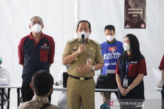 Pemkot Jakarta Utara mulai tahapan vaksinasi bagi tokoh agama