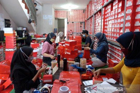 Brand sepatu Bogor tembus pasar ekspor berkat digitalisasi UMKM