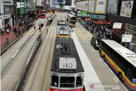 China permudah kedatangan WNA melalui Hong Kong
