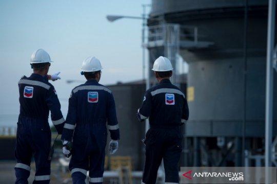 Transisi pengelolaan Blok Rokan, Chevron serahkan data produksi