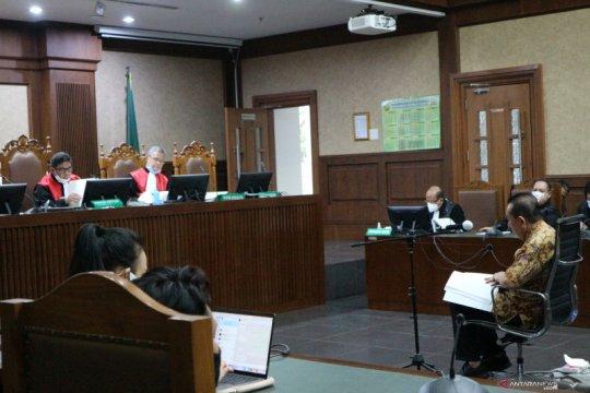 Djoko Tjandra sebut Pinangki janjikan tak ada eksekusi di Indonesia