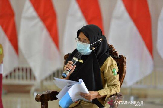 Penambahan kasus baru COVID-19 di Riau banyak dari klaster keluarga